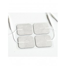 Besmed Tens Wire & Electrodes(Only Electrodes 4)
