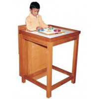 Occupational therapy Wooden Standing Table (one place)	Child