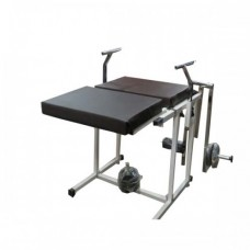 Quadriceps Table(with back rest)