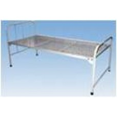 Hospital Bed Plain Std (wire mesh)