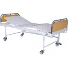 Hospital Fowler bed (SS Bows)