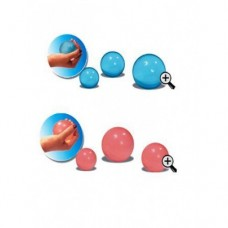 acco Gel Hand Exercise Balls (Set of 3pcs)