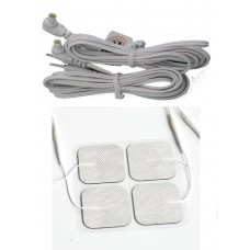 Besmed Tens Wire & Electrodes(Complete Set)