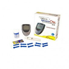 Dr. Morepen Glucose Monitor BG-03 With 75 Test Strips (Combo)