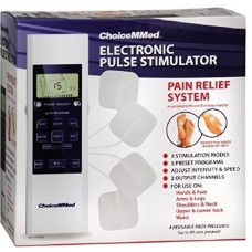 ChoiceMmed Pain Relief Nerve Stimulator Electrotherapy Device