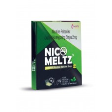 Nicomeltz Nicotine Release Strips 2Mg - ( Pack Of 7 Units )