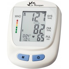 Dr Morepen Fully Automatic Blood Pressure Monitor BP One BP09