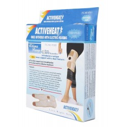Activeheat Knee Orthosis with Electric Heating - Universal