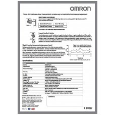 Omron JPN-1 Automatic Blood Pressure Monitor