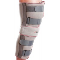 "Tynor Light Weight Knee Immobilizer Length 22"" - Large"