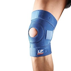 LP Support Neoprene Advanced Open Patella Knee Support