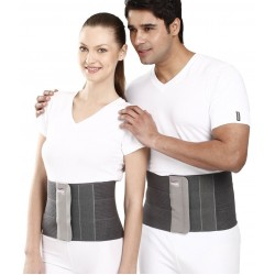 "Tynor Tummy Trimmer/ Abdominal Belt 8"" - Xxl"