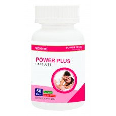 Visiono Power Plus 60 Capsules