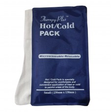 Hot & Cold Gel Pack (Microwaveable) with Towel Cover (Small)