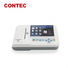 """Contec ECG Machine Six Channel (7"""" Touch Screen)"""