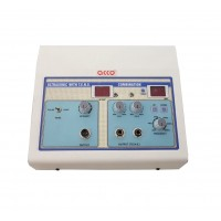 acco Physiotherapy Combination Therapy 2 in 1 TENS+US Combo with timer