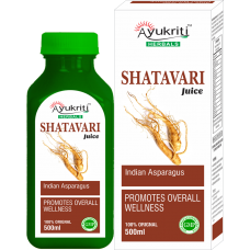 Shatavari Juice Promotes Overall Wellness 500 ml