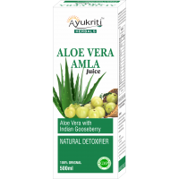 Aloe Vera Amla Juice Natural Detoxifier 500 ml