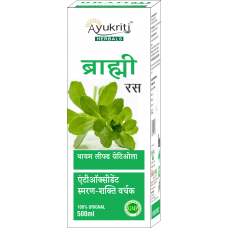 Brahmi Juice Antioxidant Memory Enhancer  500 ml