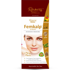 Femkalp Syrup For General health tonic for females