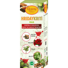 Hridaykriti Juice For Blood Pressure,Heart Problem