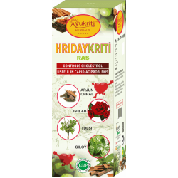 Hridaykriti Juice For Blood Pressure