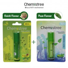 Chemistree Long Lasting Elaichi and  Paan Mouth Freshener-15g