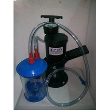 Apex Vertical Foot Suction Machine with Poly jar 1000 ML