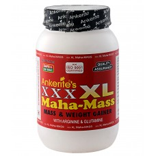 Ankerite XXX XL MAHA MASS 3 kg Weight Gainers/Mass Gainers