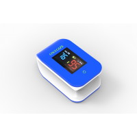 Fingertip oximeter with Bluetooth