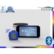 Ring Pulse Oximeter With Bluetooth