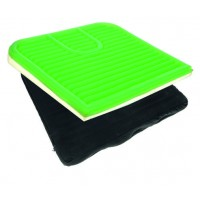 Medigel Sitting Seat Cushion Wedge Corrugated Standard