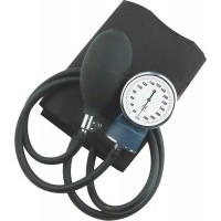 MCP Aneroid Sphygmomanometer Blood Pressure Monitor Black
