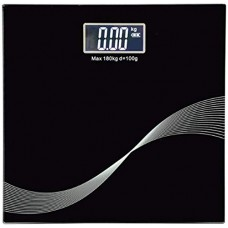 MCP Sling Tempered Glass Premium Digital Personal Weighing Scale With Step On Technology