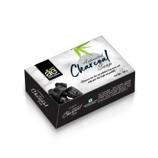 AE Naturals Activated Charcoal soap  100 grm pack of 4