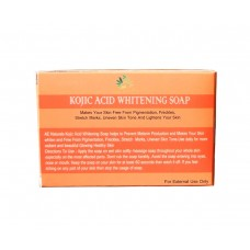 AE NATURALS Premium Kojic Acid Soap For Skin Whitening 135g