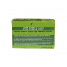 AE NATURALS Premium Anti Pimple Soap For Radiant Skin 135g