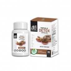 AE NATURALS Body Cleanser And Detoxifier 60 Veg Capsules