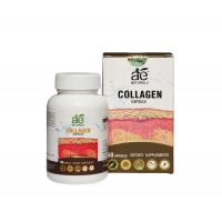 AE NATURALS Collagen Capsules For Skin And Nails Health 60 Capsules