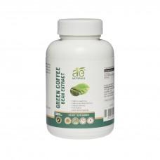 AE NATURALS Pure Green Coffee Bean Extract Capsules 90 Caps
