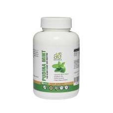 AE NATURALS Pudina Mint Capsules For Blood Count And Digestion 90 Caps