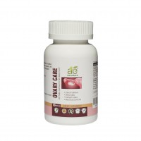 AE NATURALS Ovary Care Softgel capsules For Infertility 60 Caps