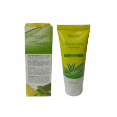 Bio Care Aloevera And Lemon Face Wash For Pigmentation 150ml