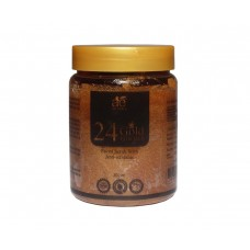 AE NATURALS 24k Gold Powder Extract Facial Scrub With Antioxidants