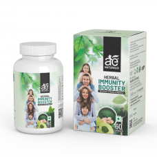 AE Naturals Herbal Immunity Booster With Multi Vitamins & Minerals