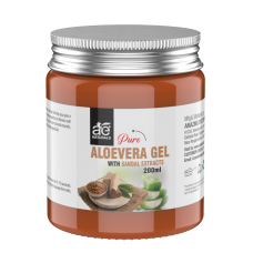 AE Naturals Pure Aloe Vera Gel With Sandal 200ml