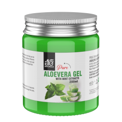 AE Naturals Pure Aloe Vera Gel With Mint Extracts  200ml