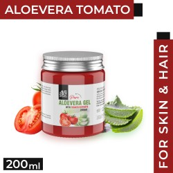 AE Naturals Pure Aloevera Gel With Tomato Extracts 200ml