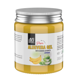 AE Naturals Pure Aloe Vera Gel With Banana Extracts 200ml