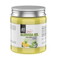 AE Naturals Pure Aloe Vera Gel With Lemon Extracts 200ml